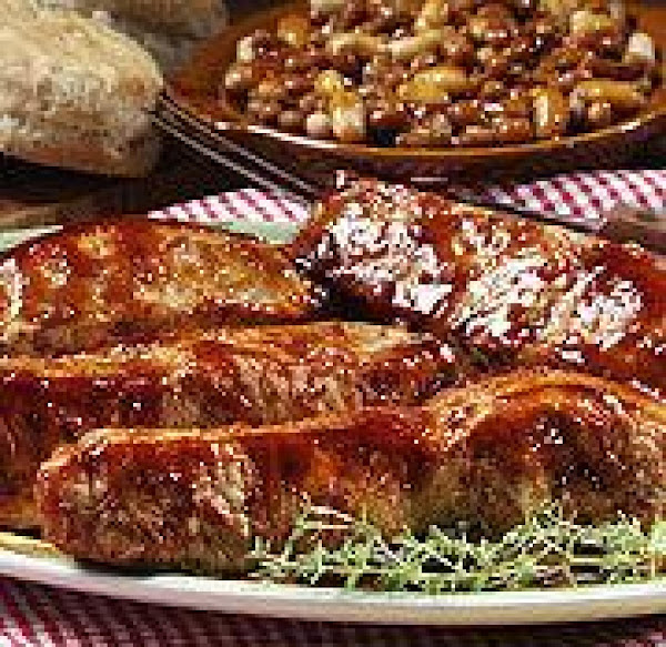 Easy Baked Spare Ribs Recipe