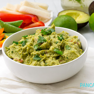 Roasted Cauliflower Guacamole
