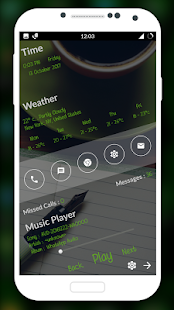 Classic launcher - Theme, wallpaper, Fast - náhled