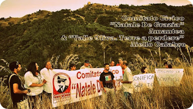 """Photo: Comitato Civico """"Natale de Grazia"""" Amantea & """"Valle Oliva. Terre a perdere"""" Aiello Calabro"""