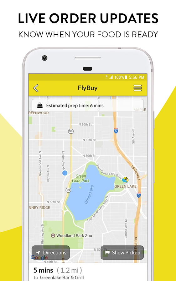 FlyBuy - Curbside Pickup- screenshot