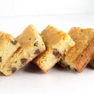 Macadamia Chip Brownies.