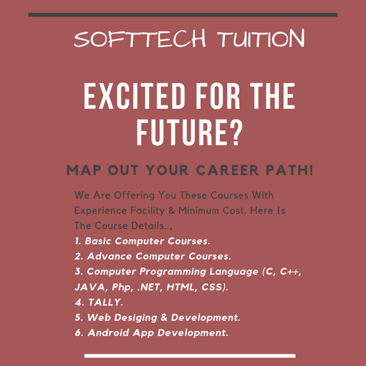 Softech Tuition - Coaching Center in Kolkata