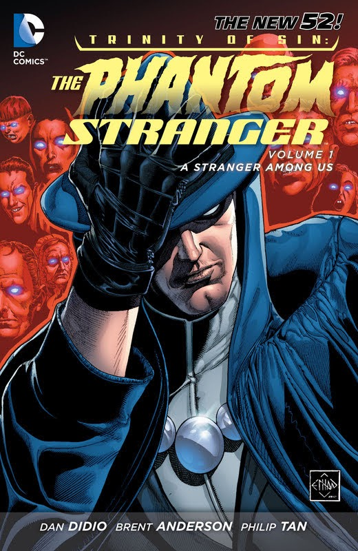 Trinity of Sin: The Phantom Stranger (2013) - complete