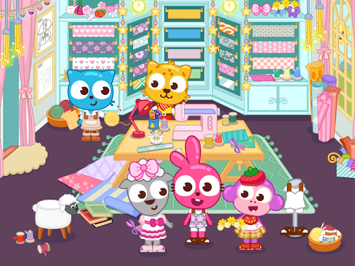 Papo Town screenshot 12