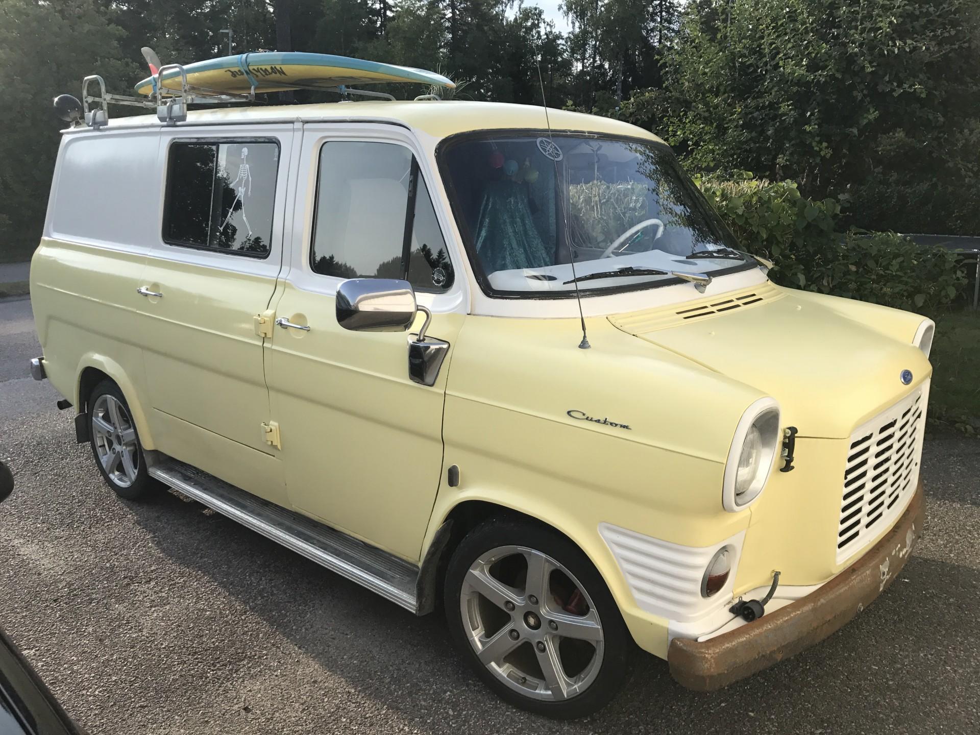 Ford Transit 1100 Van Hire Upplands Väsby