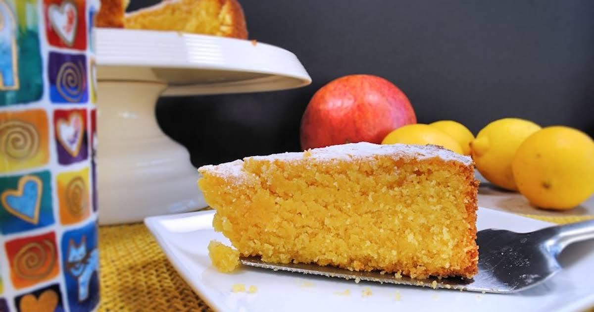 Jamie Oliver Lemon Yogurt Cake Recipe: 10 Best Polenta Dessert Cake Recipes