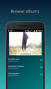PowerAudio Plus Music Player v6.0.2 [Paid] APK 4