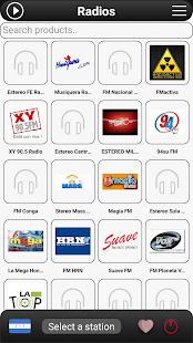 Honduras Radio FM - náhled