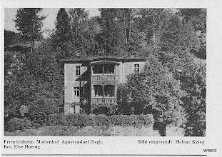 Photo: Agnetendorf, Fremdenheim Marienhof