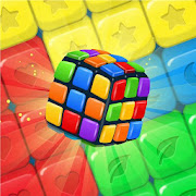 Toy Park: Match3 Puzzle, Blast Crush Toon Cubes