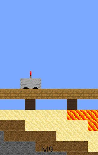 Noob Torch Flip 2D screenshots 2