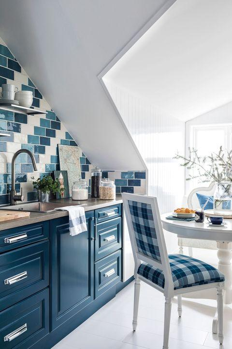 Blue kitchen ideas
