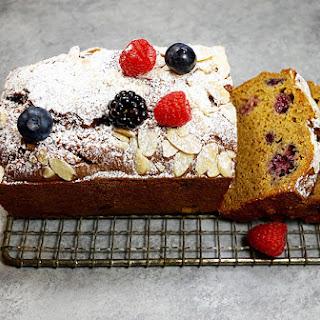 Lemon Raspberry Cake.