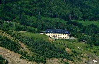 Photo: La escuela militar de Alta montaña.
