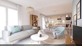 appartement à Soultzmatt (68)