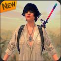 Free Unknown Battleground Fire Squad Survival Game icon