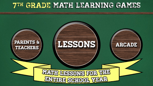 7th Grade Math Learning Games android2mod screenshots 1