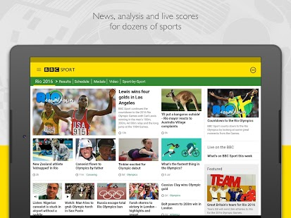 BBC Sport Screenshot 14