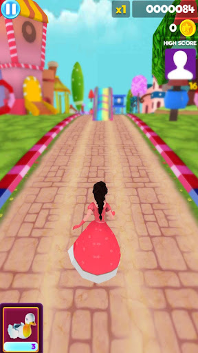 Princess Run 3D screenshot 10