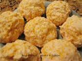 Cheesy Herb Biscuits Recipe