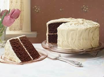 Chocolate Layer Cake...