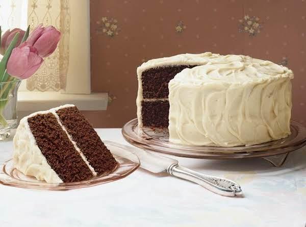 Chocolate Layer Cake... Recipe
