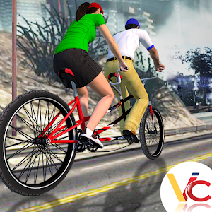 bi cycle race for PC and MAC