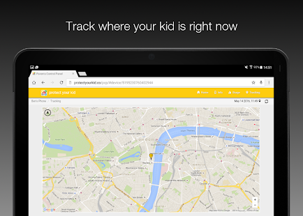 Protect Kid Parental Control- screenshot thumbnail