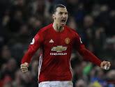 Zlatan Ibrahimovic (wie anders?) schenkt Manchester United van Mourinho tweede prijs van het seizoen