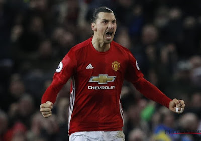 Zlatan Ibrahimovic commente son départ de Manchester United à la Jules Cesar