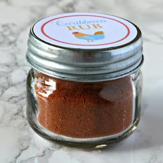 Homemade Caribbean Rub Recipe