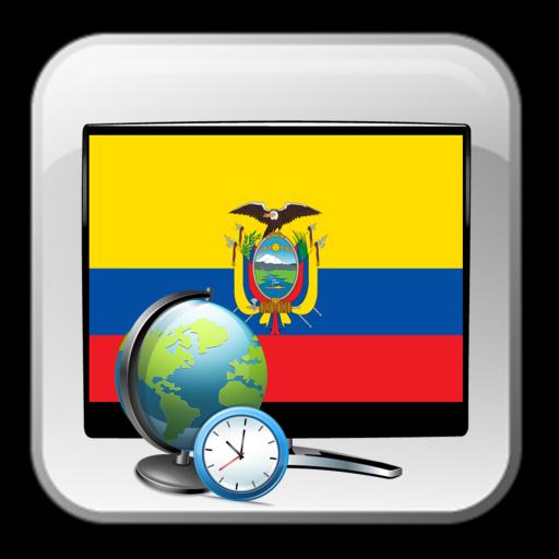 Ecuador TV listing
