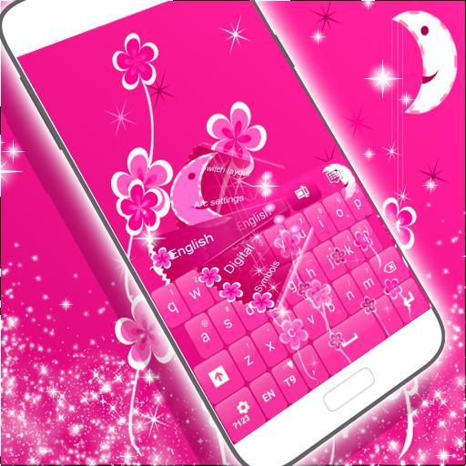 键盘颜色粉红 個人化 App LOGO-APP試玩