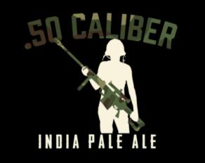 Logo of Vernal .50 Caliber IPA