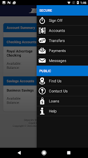 Royal Credit Union Business- screenshot thumbnail