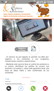 Registro de Asistentes screenshot 6
