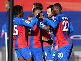 Premier League : le maintien se rapproche pour Crystal Palace et Benteke