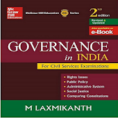 GOVERNANCE IN INDIA   LAXMIKANTH   POLITY   UPSC Android APK Download Free By Aashish Yadav