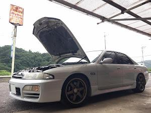 スカイライン ECR33 GTS25t タイプM SPECⅡ 4Dのカスタム事例画像 tuxedoさんの2020年09月18日01:33の投稿