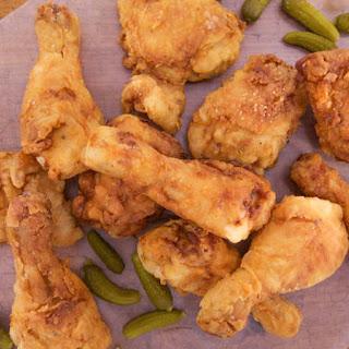 Nashville-Style Crack Shack Fried Chicken.