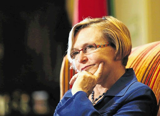 Helen Zille, een van vier senior lede wat meeding vir die beste DA-pos - TimesLIVE