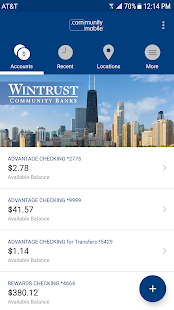St. Charles Bank and Trust- screenshot thumbnail