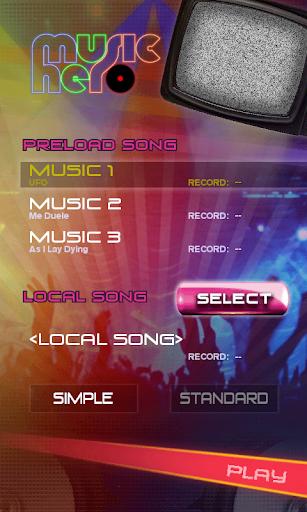 Music Hero - Rhythm Beat Tap screenshot 9