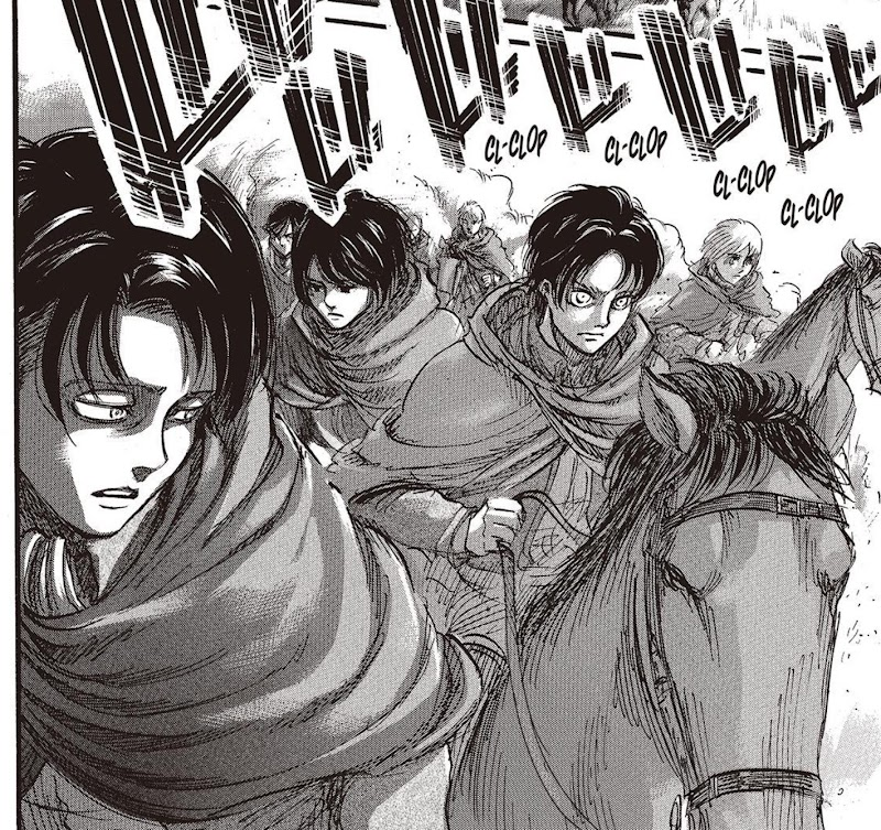 Attack on Titan Chapter 72 Image 16
