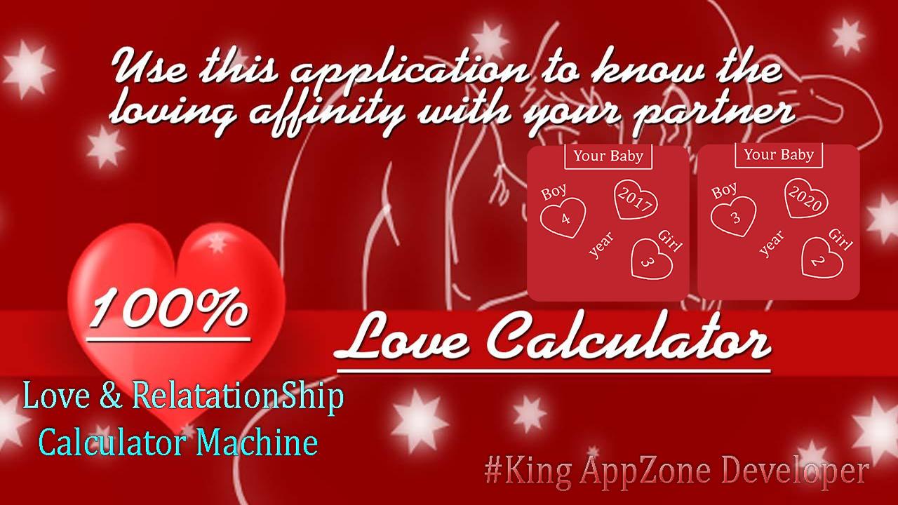 Uncategorized Love Caluclator love calculator android apps on google play screenshot