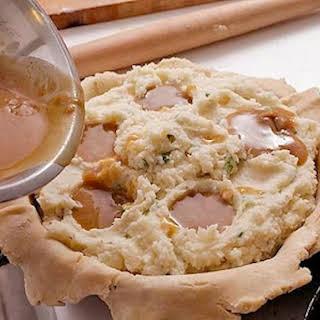 Mashed Potato Pie.