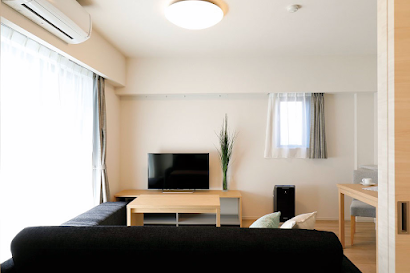 Jinnan Serviced Apartments, Shibuya
