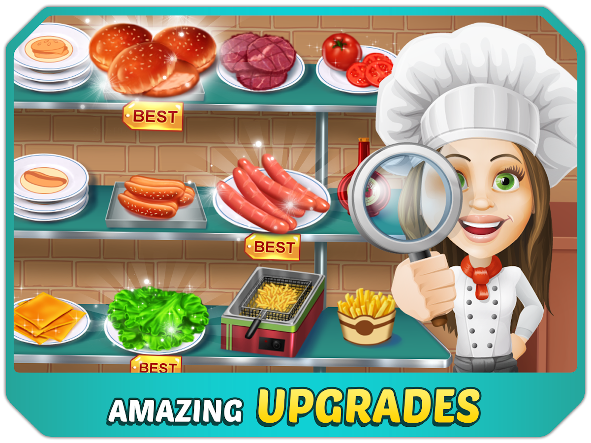 Kitchen Craze - Master Chef Cooking Game- screenshot