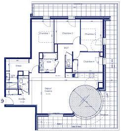 Appartement 119 m2